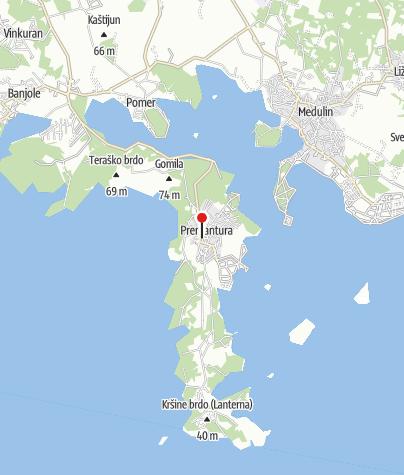 Map / Kayaking around islands