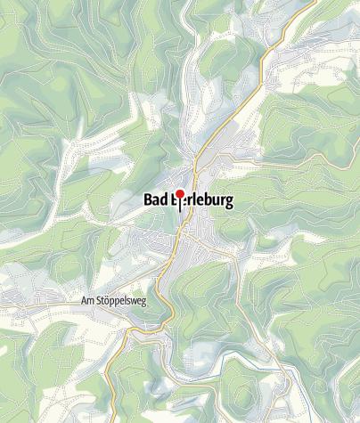 Map / Hotel Alte Schule