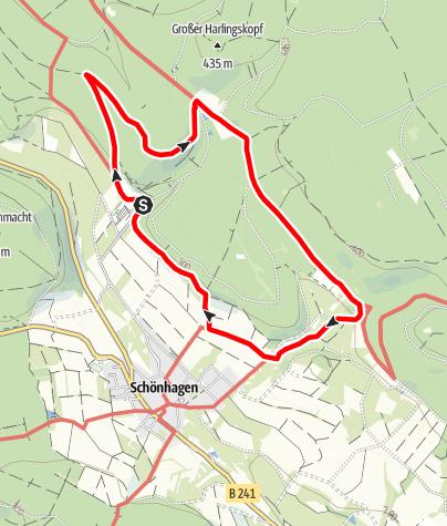 Karte / Lunauborn (Schö 1)