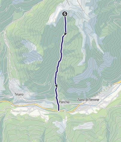 Mappa / Rio Bianco E6
