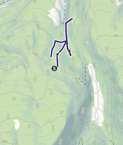 Cartina / Affluenti Rio Valmaggiore G2