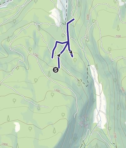 Map / Affluenti Rio Valmaggiore G2