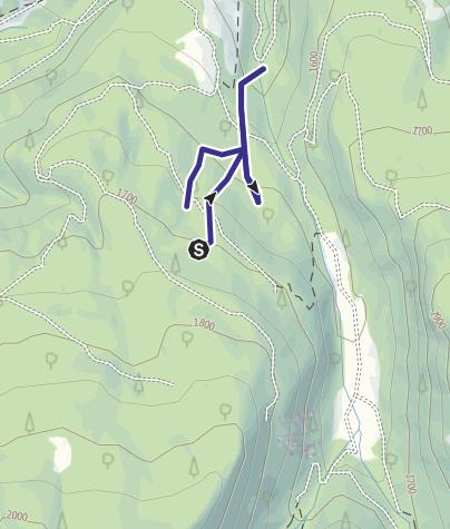 Mappa / Affluenti Rio Valmaggiore G2