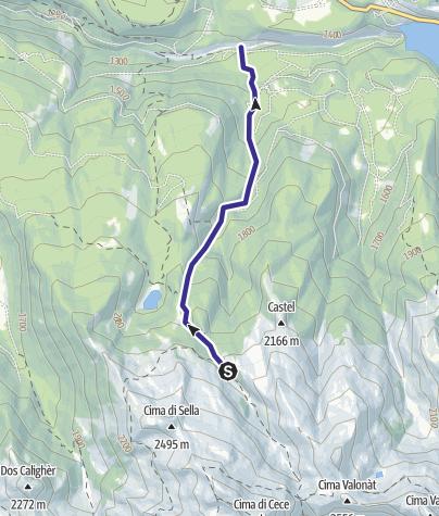 Map / Rio Vallonat G4