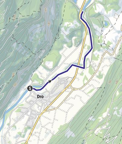 Mappa / Fiume Sarca U1