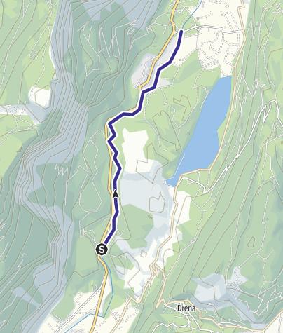 Mappa / Fiume Sarca A