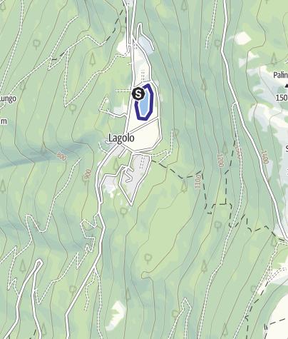 Mappa / Lago di Lagolo F