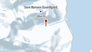 Map / Skitouren Norwegen – die Fjorde Norwegens vom Schiff aus erkunden