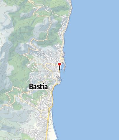 Karte / Kletterreise Korsika – 9 Tage die wilde Schönheit Korsikas erleben!