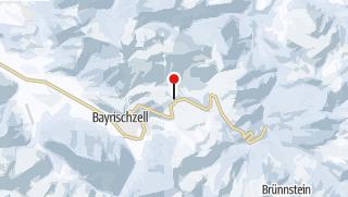Karte / Skitour Schnupperkurs - Chiemgau/ Bayrische Voralpenland / Nordtirol