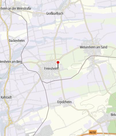 Karte / Weisbrod - Restaurant