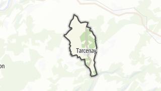 Mapa / Tarcenay