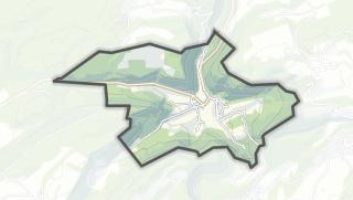 Mapa / Nans-sous-Sainte-Anne