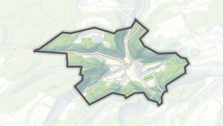 Térkép / Nans-sous-Sainte-Anne