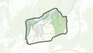 Mapa / Villers-Grélot