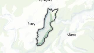 Térkép / Cademène