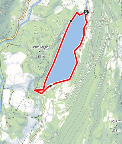 Carte / Lago di Cavedine E