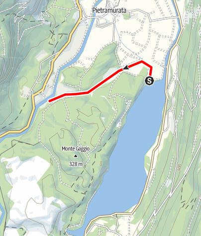 Map / Rimone II° B