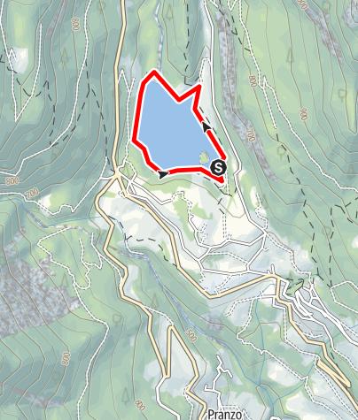 Map / Lago di Tenno