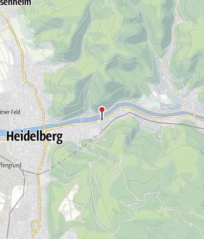 Bahnhof Heidelberg-Altstadt • Bahnhof » outdooractive.com