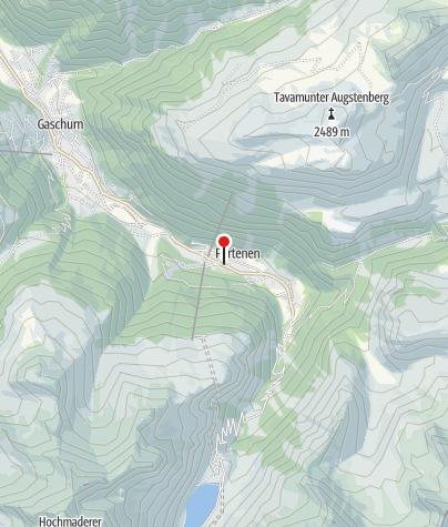 Karte / Alpenchalet Breitspitz