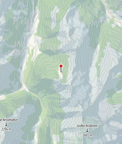 Karte / Bröckelalm