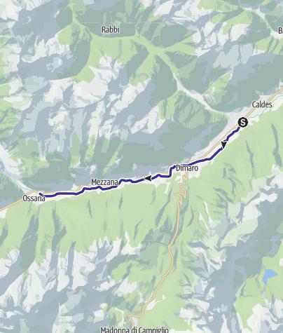 Mappa / Torrente Noce B