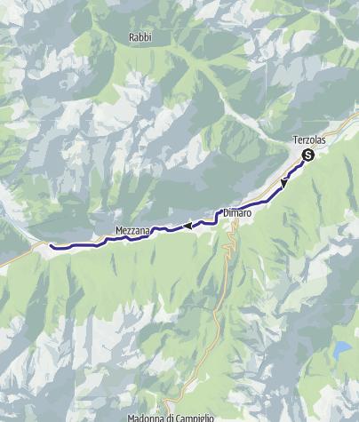 Map / Torrente Noce B