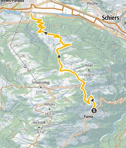 Map / 279 Pendlatrail