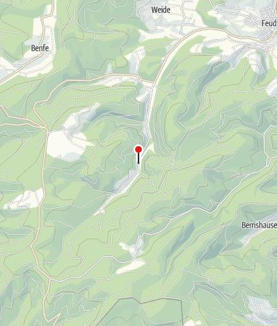 Map / Waldhäuschen Glashütte