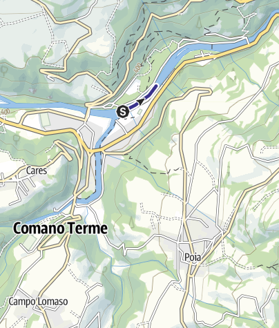 Map / Fiume Sarca Tione - Limarò PP4