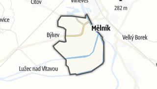 מפה / Hořín