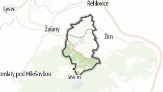 地图 / Bořislav