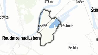 מפה / Dobříň
