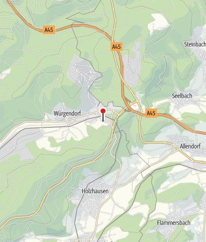 Karte / Hotel-Restaurant Windeck