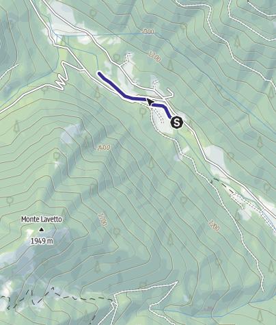 Cartina / Torrente Arnò PP1