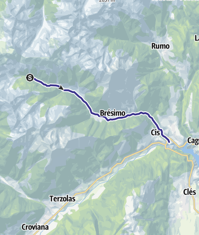 Map / Torrente Barnes B