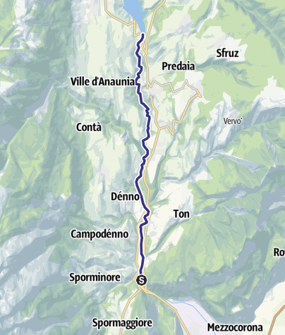Map / Torrente Noce H