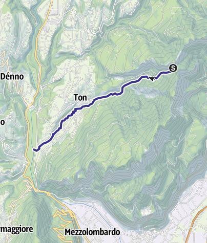 Cartina / Torrente Rinascico I