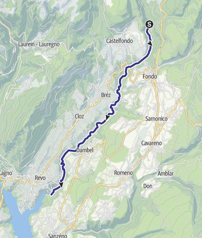 Map / Torrente Novella N