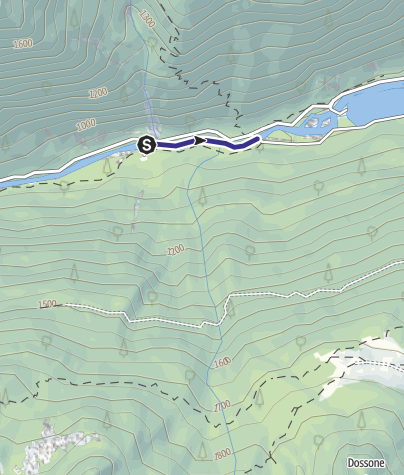 Map / Fiume Sarca di Val Genova NK4