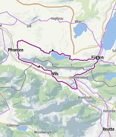 Map / Zirmgrat-Runde