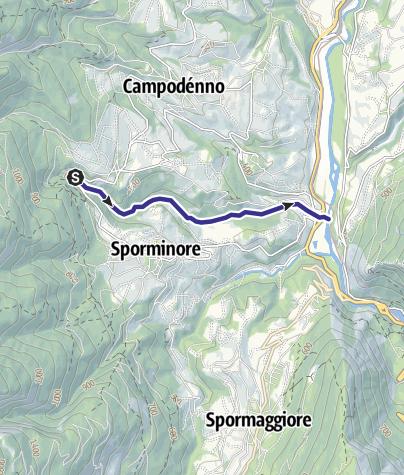 Map / Torrente Lovernatico V