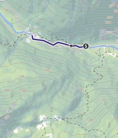 Karte / Sarca di Valgenova F