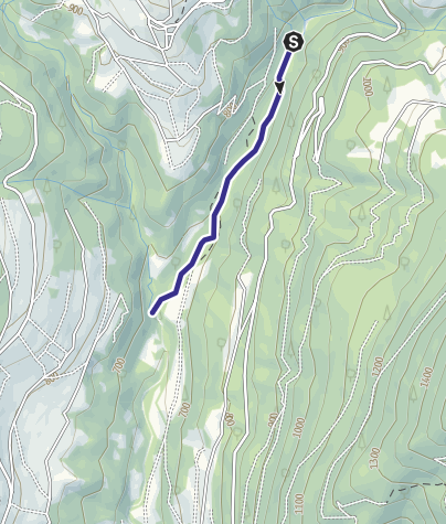 Mappa / Torrente Pescara P