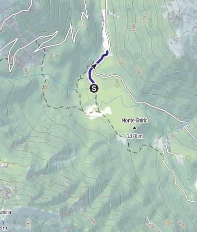 Karte / Sarca di Nambrone - Turistica A - PP12
