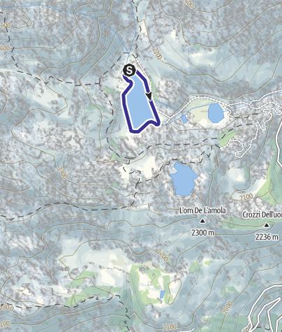 Karte / Laghi Cornisello V