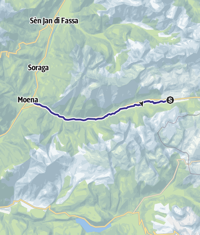 Mappa / Rio San Pellegrino D