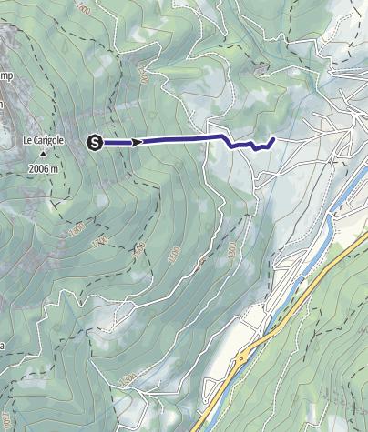 Karte / Torrente Valsorda F