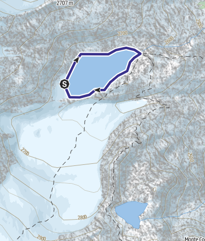 Map / Lago Lares X